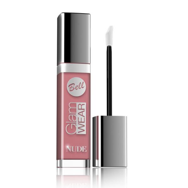 №05 Блеск для губ Glam Wear Nude Bell