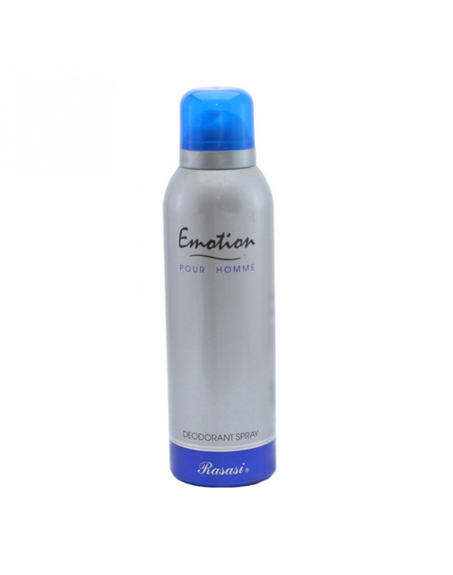 Emotion Rasasi - дезодорант мужской