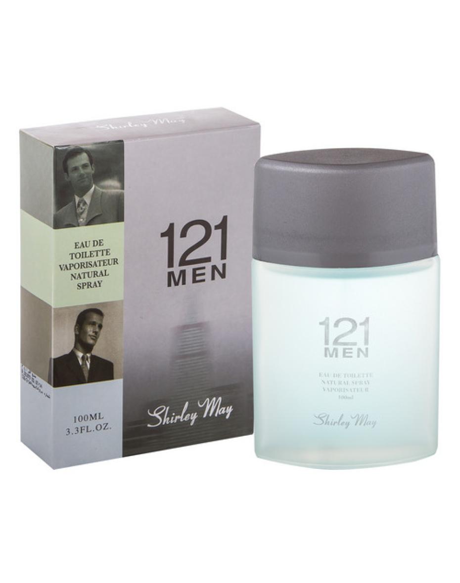 121 Shirley May - туалетная вода мужская