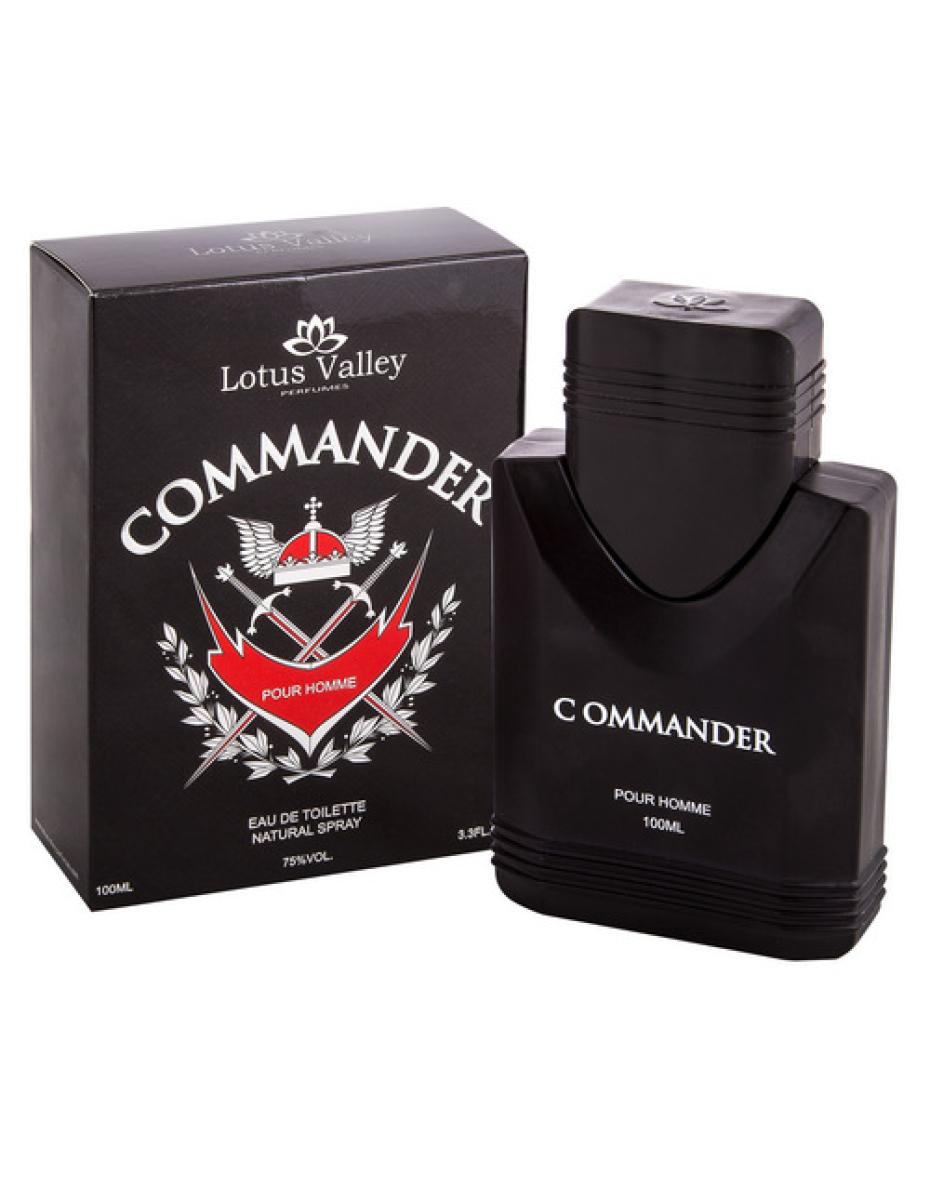 Commander Lotus Valley - туалетная вода мужская