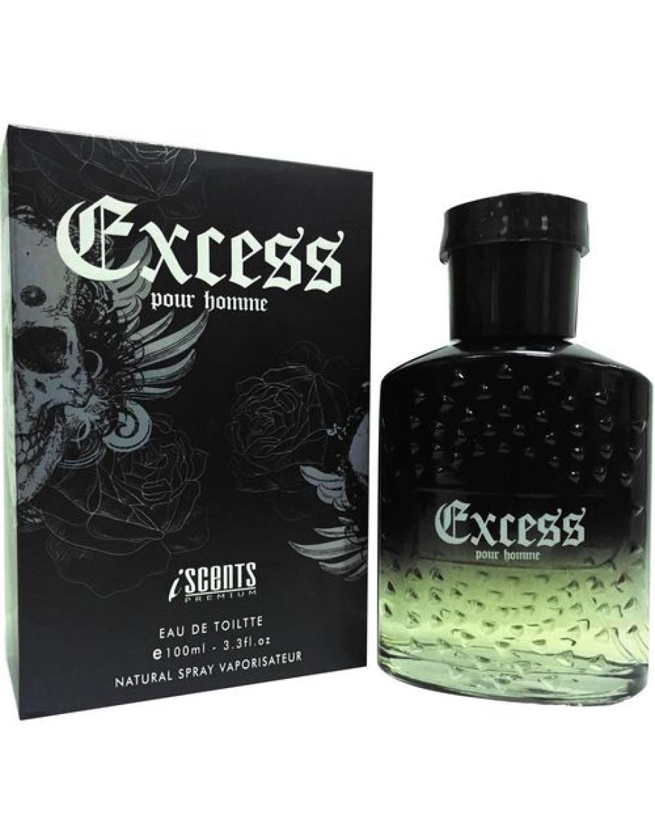 Excess I Scents - туалетная вода мужская