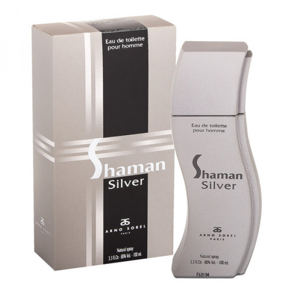 Shaman Silver Corania Parfums - туалетна вода чоловіча