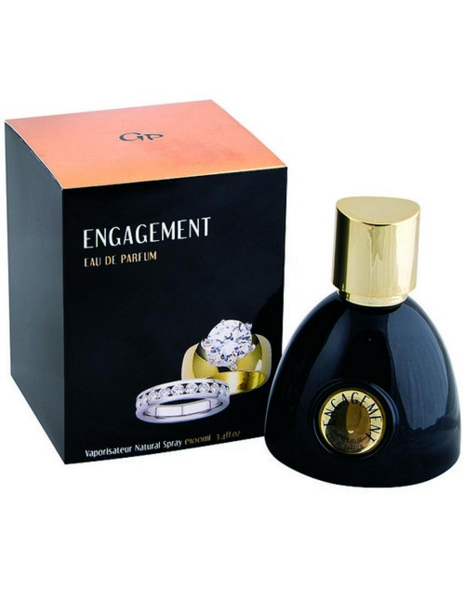 Engagement 100мл п/в жен Gama Parfums