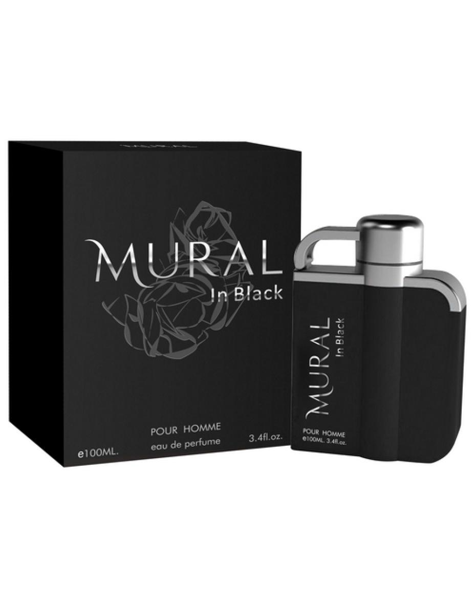 Mural in Black Mural - парфюмированная вода мужская
