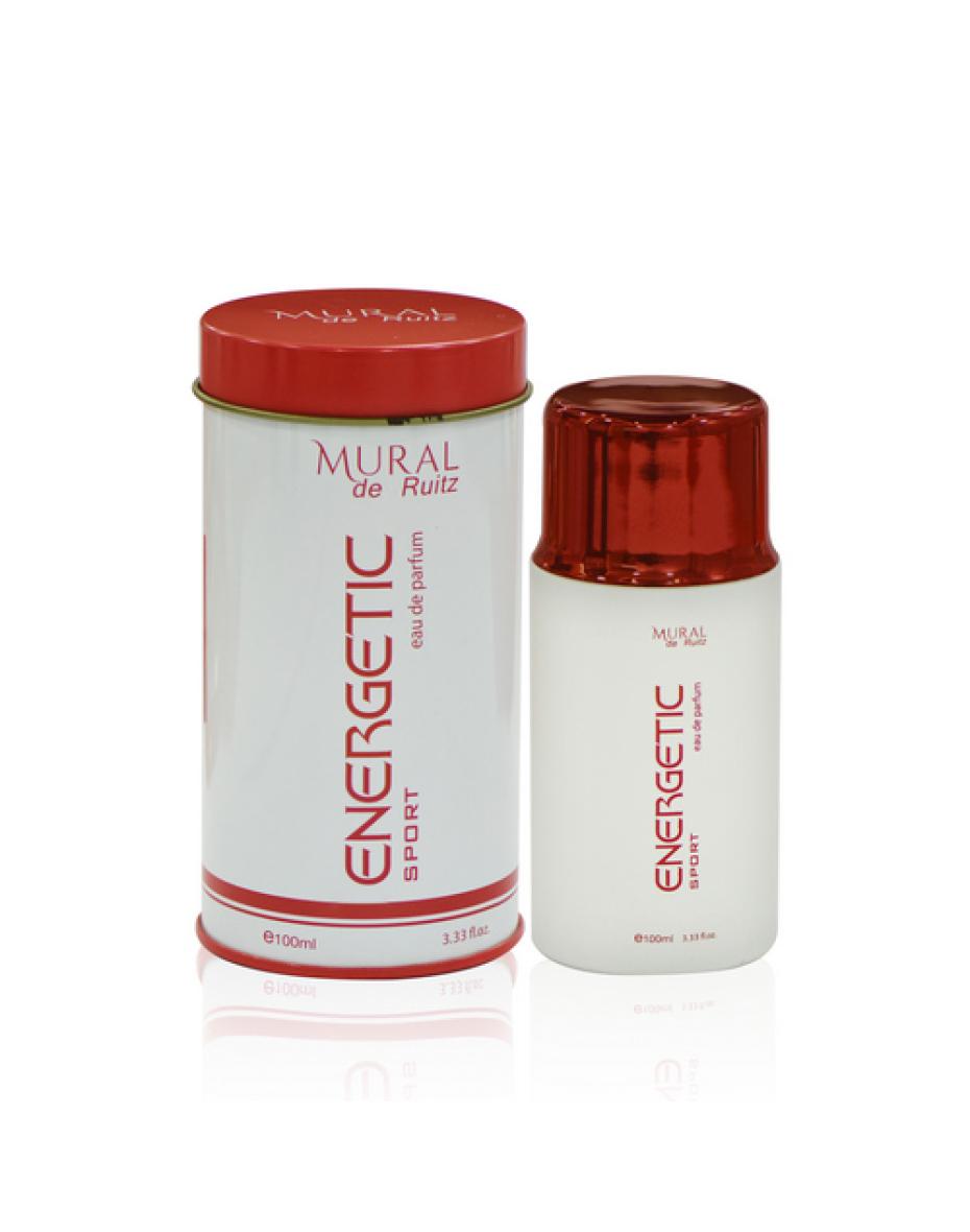 Energetic Sport Mural - парфюмированная вода мужская