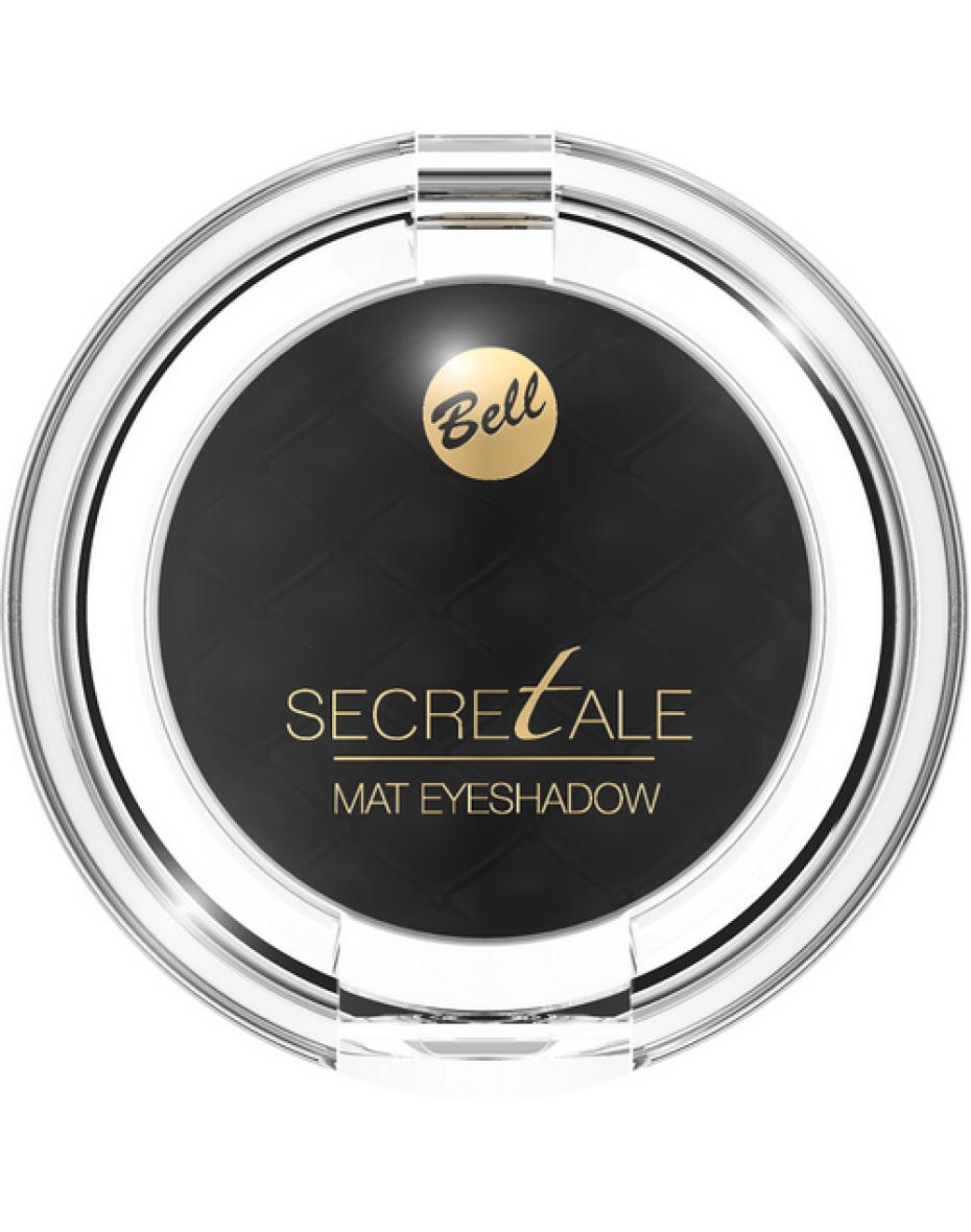 №09 Тени для век Mat Secretale Bell