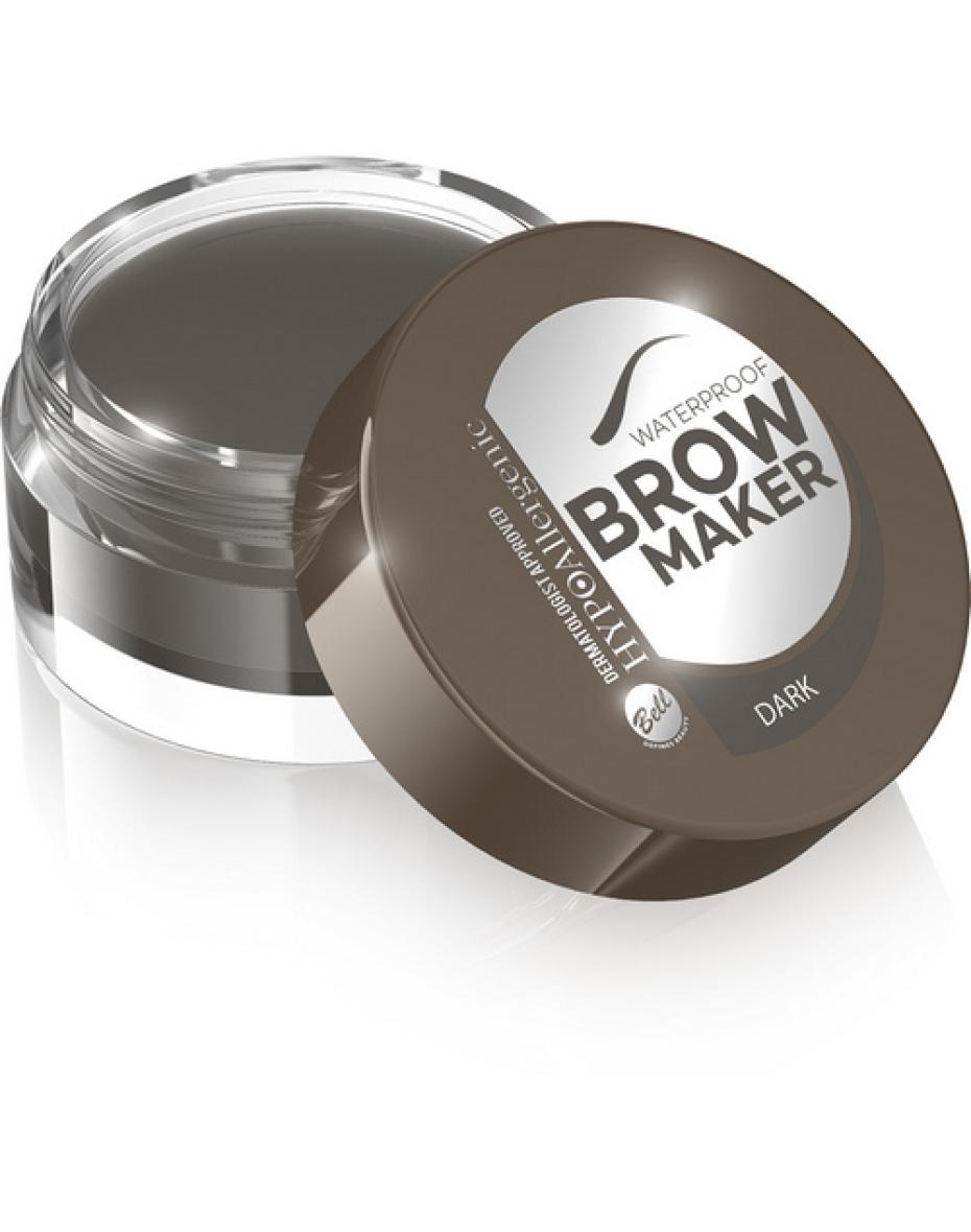 №03 Тени для бровей Brow Maker Hypo Allergenic 4.8г Bell
