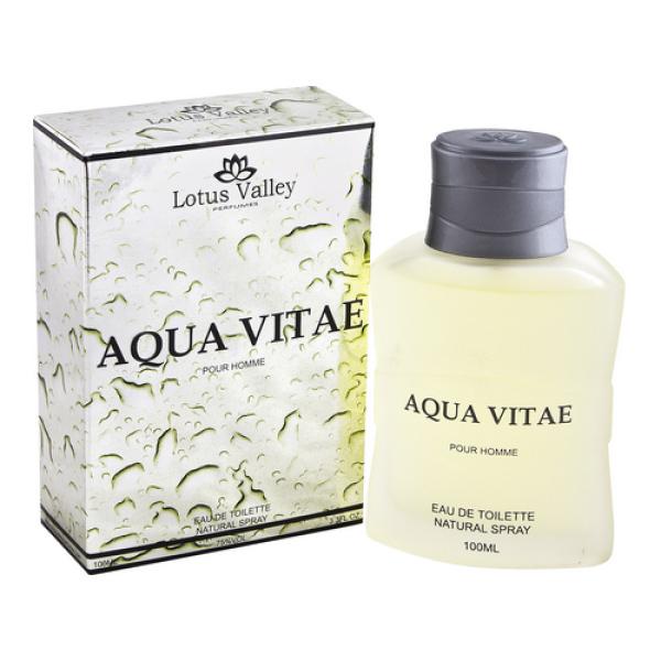 Aqua Vitae 100мл т/в муж Lotus Valley