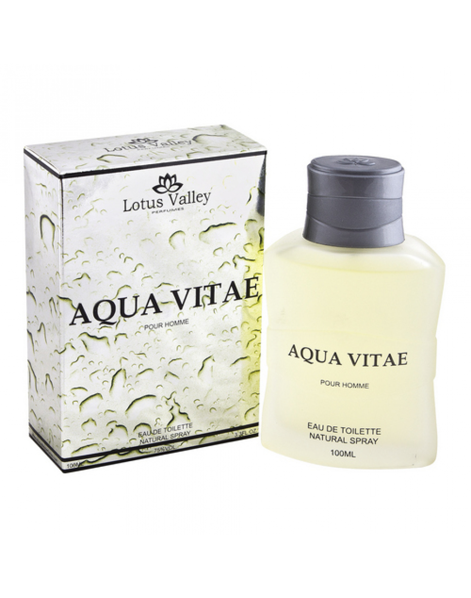 Aqua Vitae 100мл т/в муж Lotus Valley