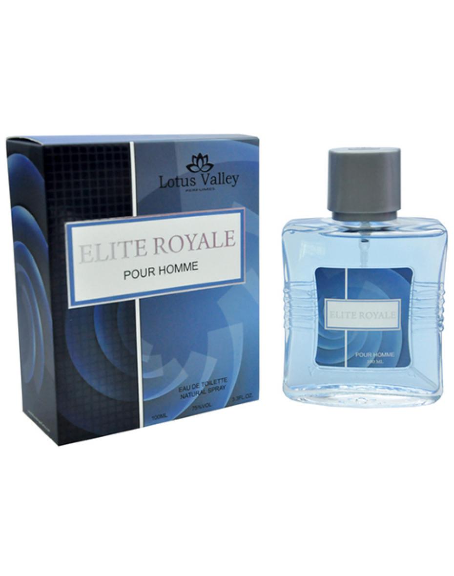 Elite Royale Lotus Valley - туалетная вода мужская