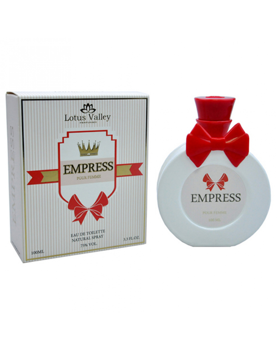 Empress Lotus Valley - туалетна вода жіноча