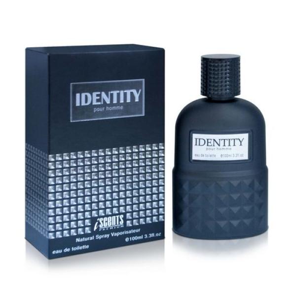 Identity 100мл т/в муж I Scents