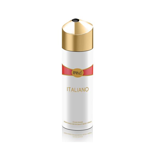 Italiano Prive Parfums - дезодорант женский