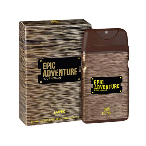 Epic Adventure Emper, 20мл - туалетная вода мужская