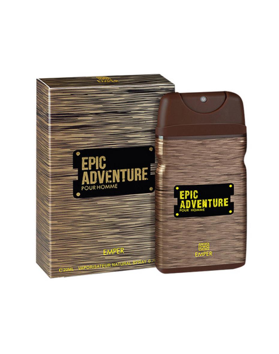 Epic Adventure Emper, 20мл - туалетна вода чоловіча