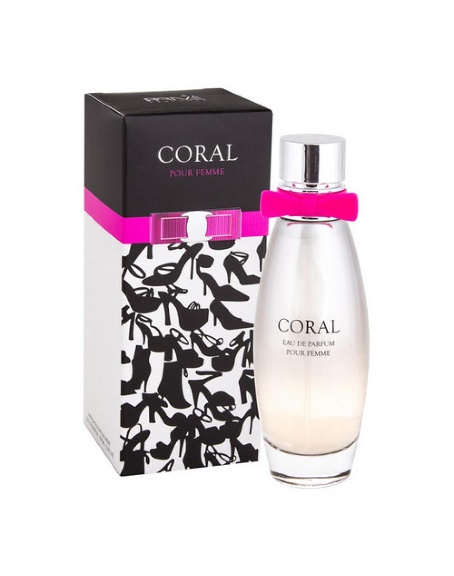 Coral 95мл п/в жен Gama Parfums