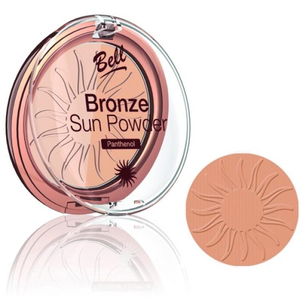 №25 Пудра бронзирующая Bronze Sun Powder 9г Bell