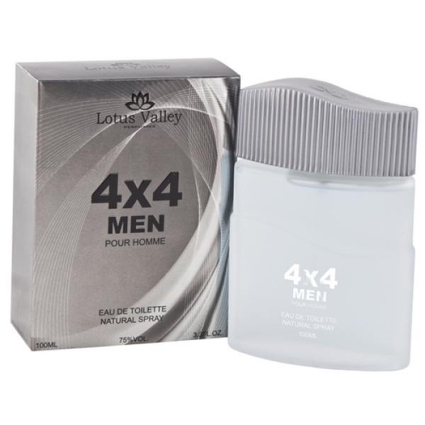 4x4 Lotus Valley - туалетная вода мужская