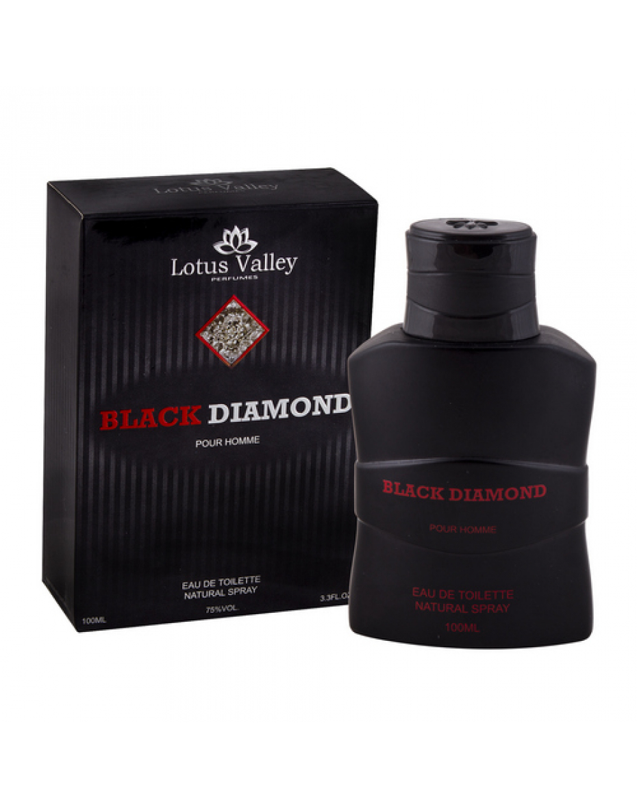 Black Diamond 100мл т/в муж Lotus Valley
