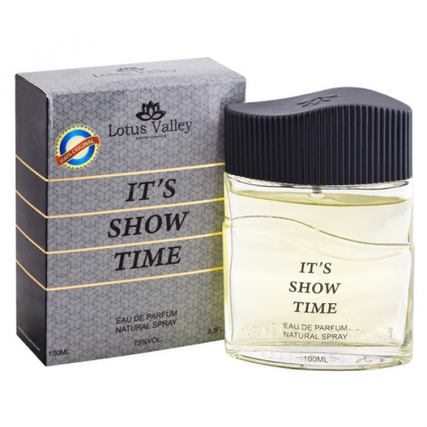 Its show time Lotus Valley - туалетная вода мужская