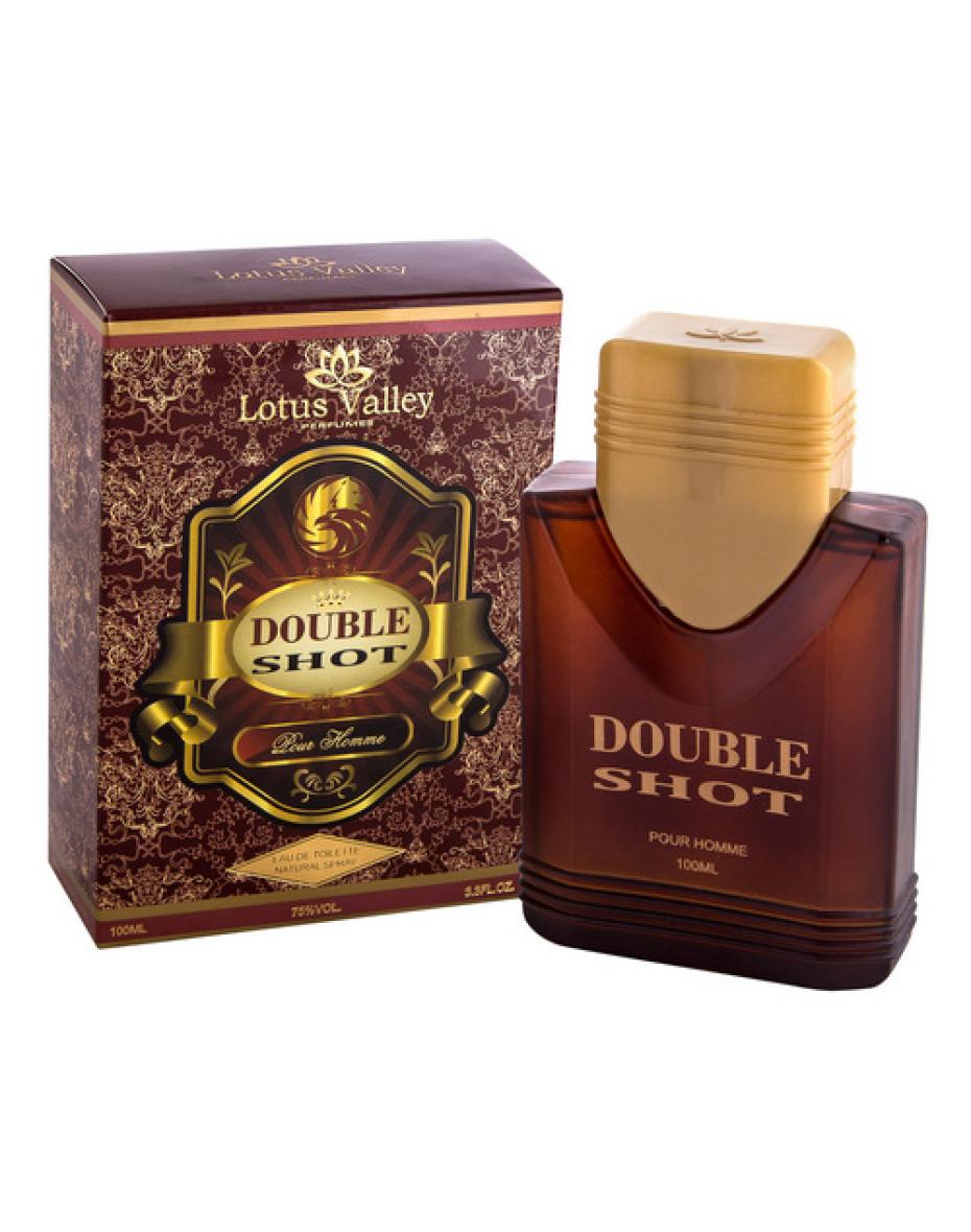Double Shot Lotus Valley - туалетная вода мужская