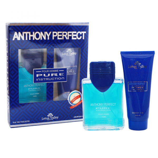 Anthony Perfect Pure Instruction наб муж Lotus Valley