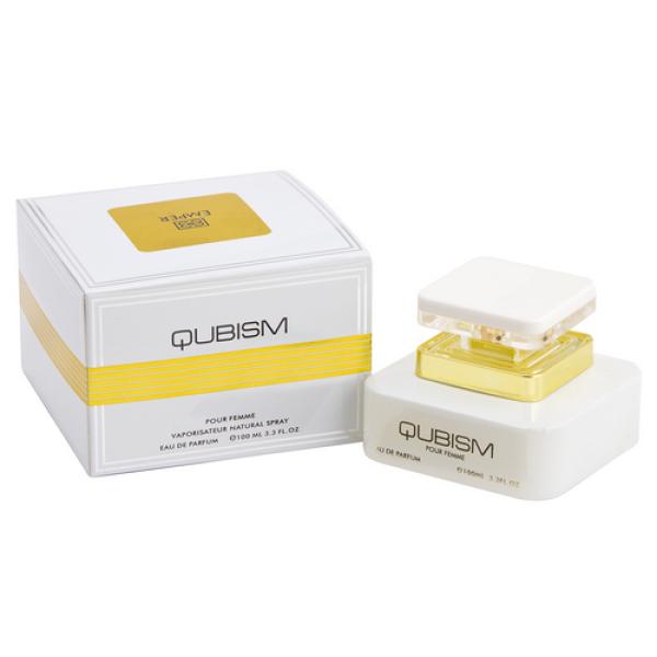 Qubism Emper  - парфюмированная вода женская