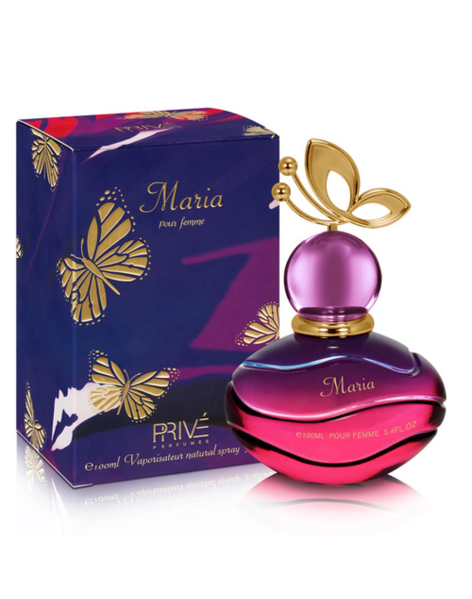 Maria Prive Parfums - парфюмированная вода женская