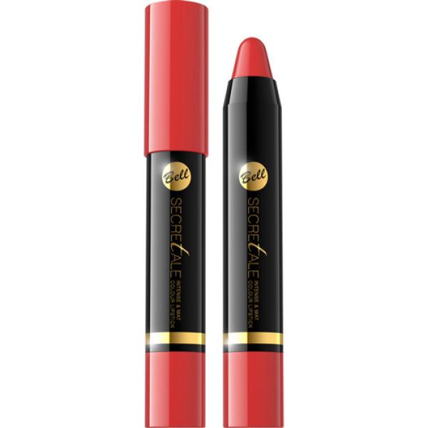 №01 Помада-карандаш Intense&Mat Secretale Bell