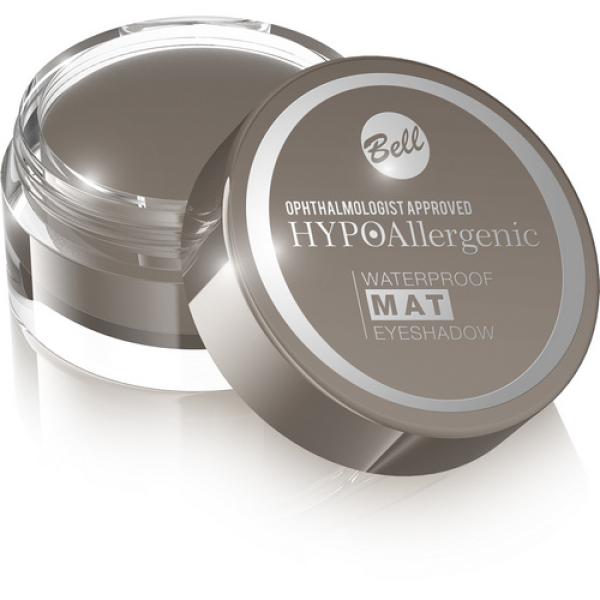 №02 Тени для век Waterproof Mat Hypo Allergenic Bell