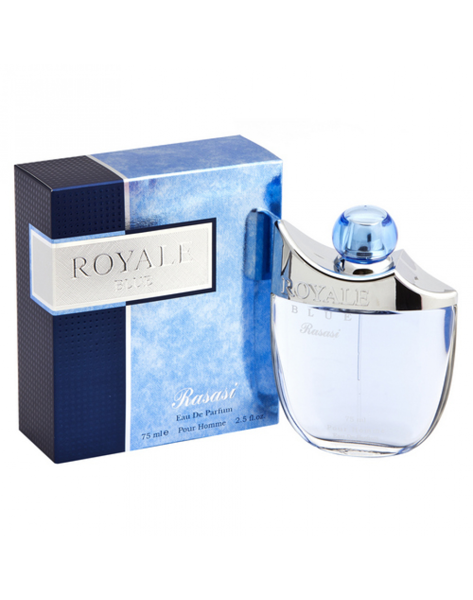 Royale Blue Rasasi - парфюмированная вода мужская