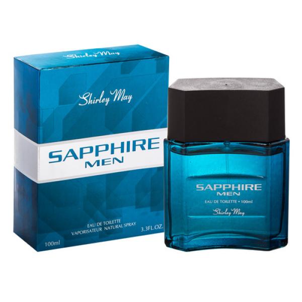 Sapphire Men Shirley May - туалетная вода мужская