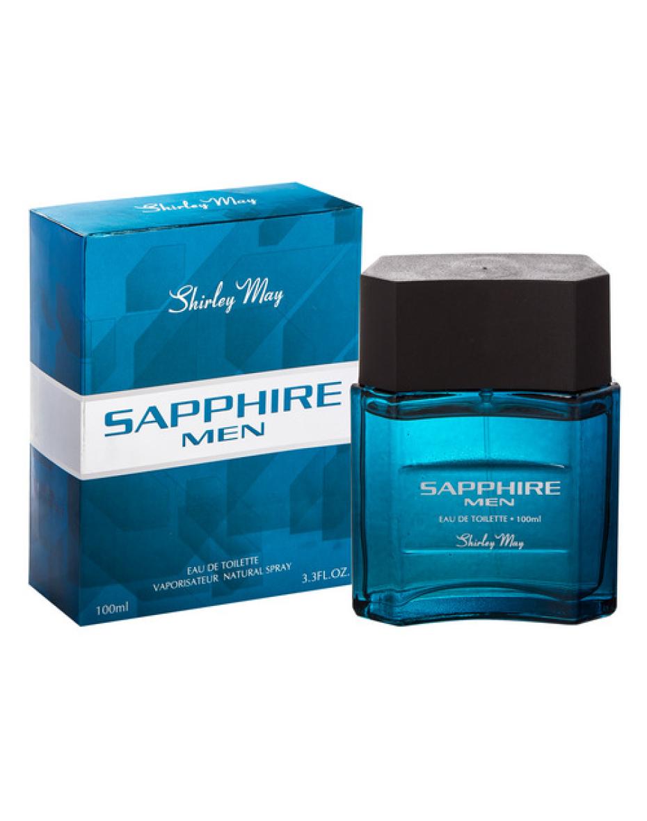 Sapphire Men 100мл т/в муж Shirley May