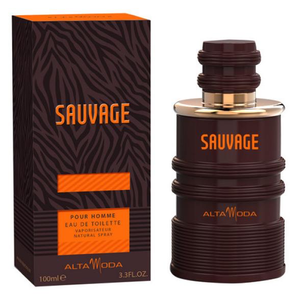 Sauvage Alta Moda - туалетная вода мужская
