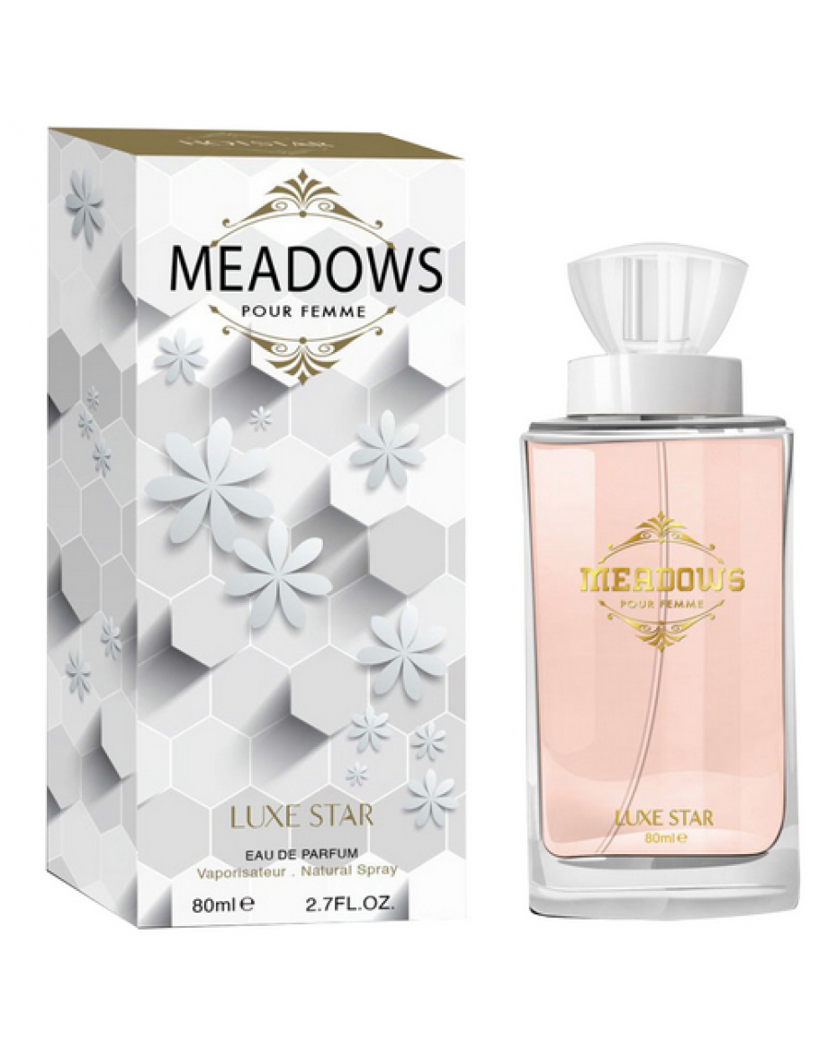 Meadows 80мл п/в жен Luxe Star Collections