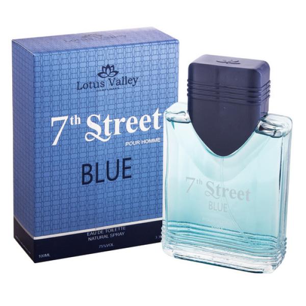 7th Street Blue Homme Lotus Valley - туалетная вода мужская