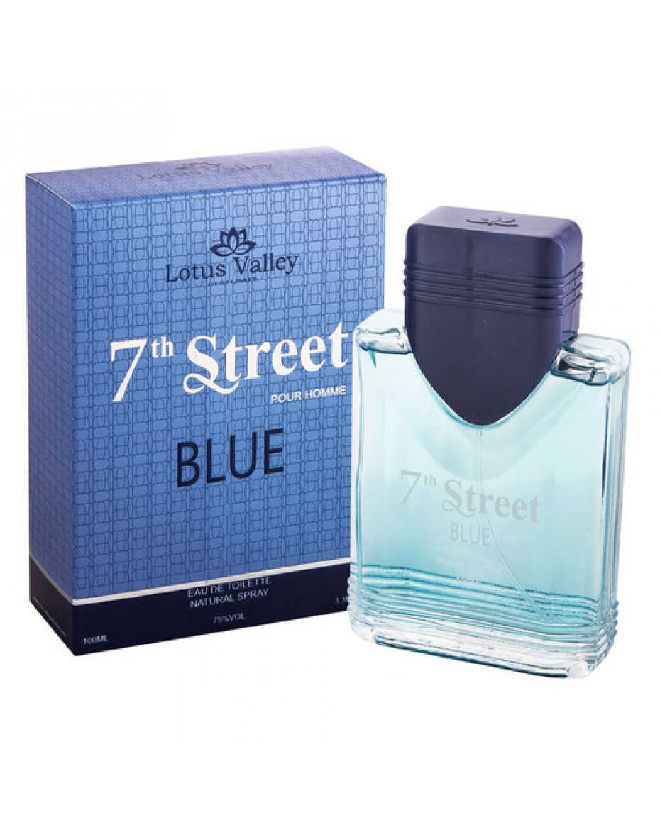 7th Street Blue Homme 100мл т/в муж Lotus Valley