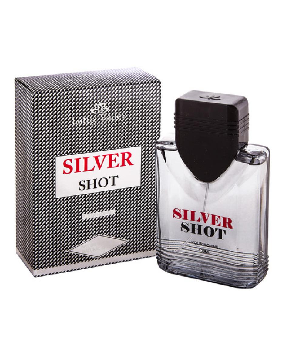 Silver Shot Lotus Valley - туалетна вода чоловіча