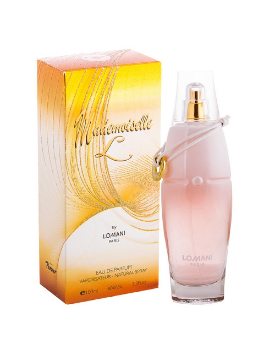 Mademoiselle 100мл п/в жен Parfums Parour