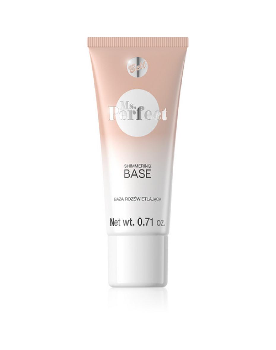 База под макияж осветляющая Shimmering Ms. Perfect Bell