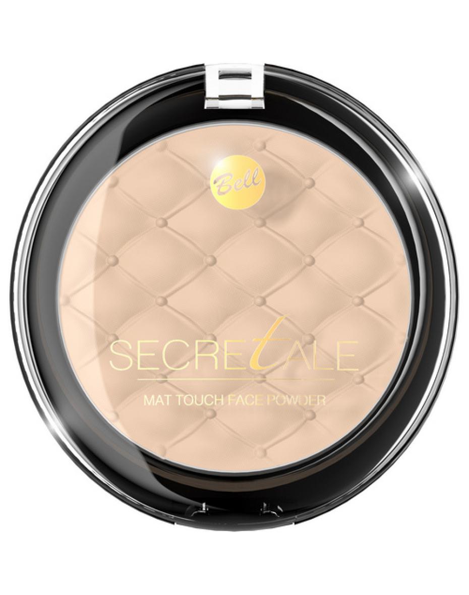 №3 Пудра Mat Touch Secretale Bell