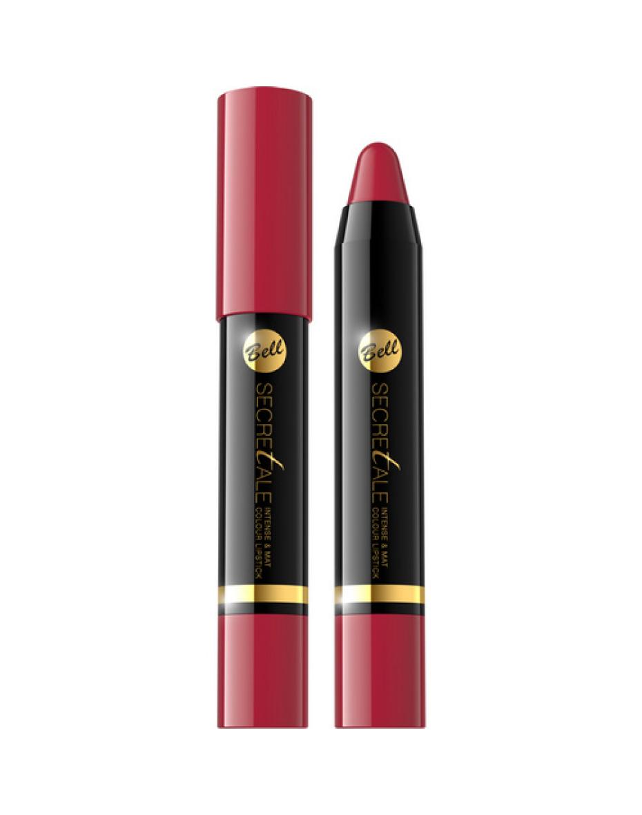 №02 Помада-карандаш Intense&Mat Secretale Bell