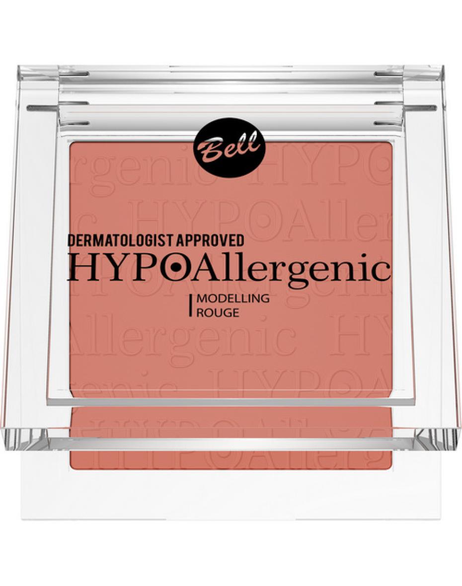№02 Румяна Modelling Hypo Allergenic 5г Bell