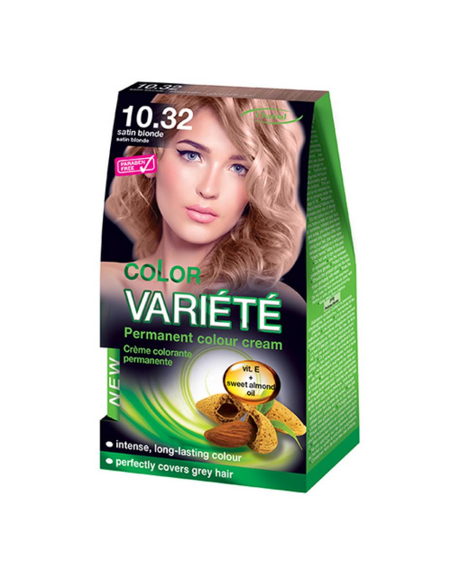 Краска для волос 10.32 Сатиновый блондин Variete