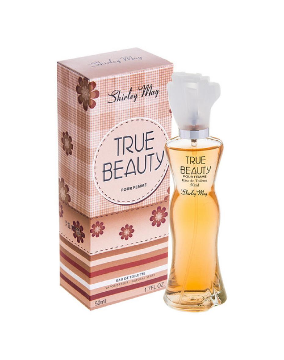 True Beauty 50мл т/в жен Shirley May