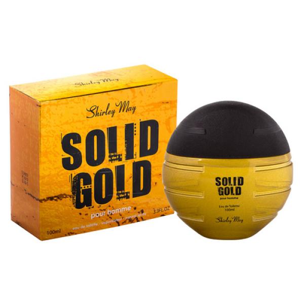 Solid Gold Shirley May - туалетная вода мужская