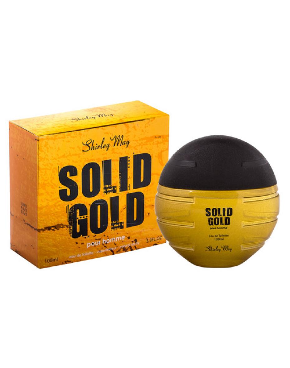 Solid Gold Shirley May - туалетна вода чоловіча