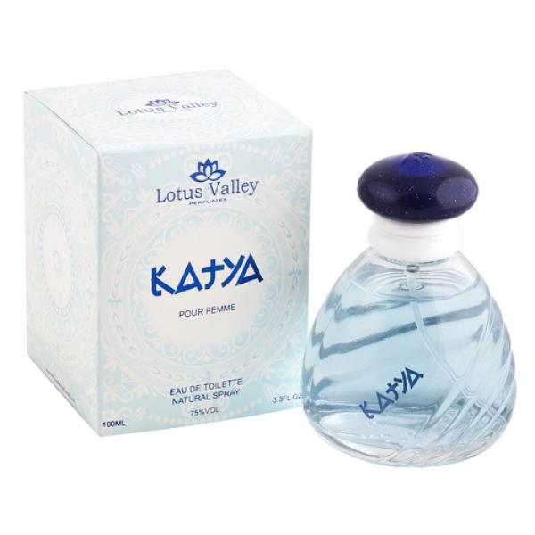Katya 100мл т/в жен Lotus Valley