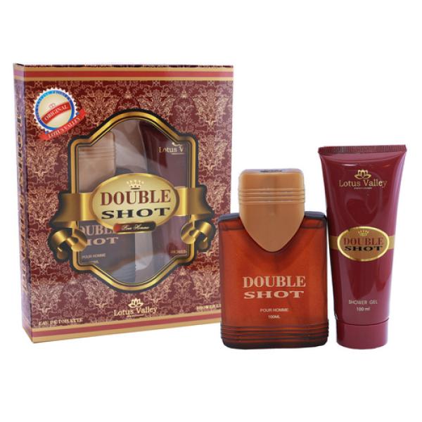 Double Shot Lotus Valley - парфюмерный набор мужской