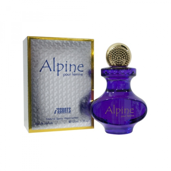 Alpine I Scents - парфюмированная вода женская